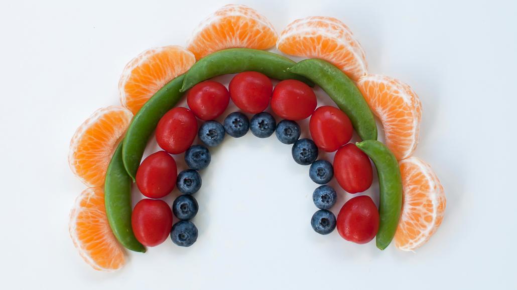 nutrition eat the rainbow